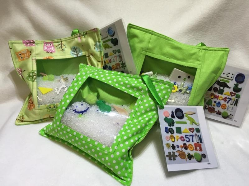 Eye Spy Bag - Sew Giftable